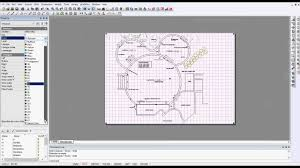 floor plan scales plotting landscape drawings to fixed scales 1 50 1 100 youtube