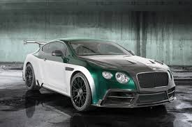 mansory bentley interior throw down the power with the mansory gt race