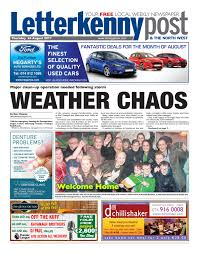 lexus yorkshire challenge twitter letterkenny post 24 08 2017 by river media newspapers issuu