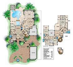 European Country House Plans by European House Plans Luxury European Country Style Floor Plans