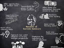 a socratic seminar for elementary learners user generated education