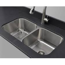 stainless steel double bowl undermount sink wells sinkware 18 gauge 50 50 equal double bowl undermount stainless