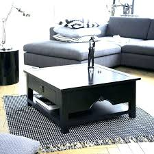 Coffee Tables With Led Lights High Low Coffee Table Bulldog Solid Oak Low Coffee Table Oak