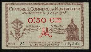 chambre de commerce alencon chambre de commerce alencon 50 centimes 1915 f f 0 70
