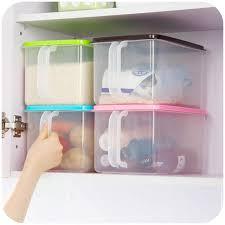 boite de rangement cuisine boîtes d expédition libre avec poignée boîte de rangement