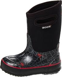 bogs s boots size 12 amazon com bogs spiders boot toddler kid
