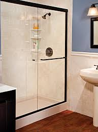 Shower Door For Tub by Tub Liners Majic Window