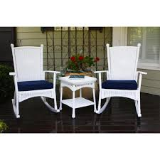 outdoors portside classic rocking chair 3 piece set rocking