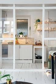 cuisine ouverte ilot separation cuisine salon pas cher ilot separation cuisine salon