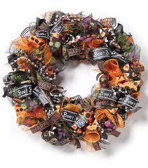 ribbon wreath decorations joann