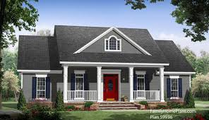 house with porch nonsensical 4 house plans with small porches floor modern hd