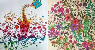 colouring books adults oversixty