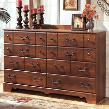 brown dressers and chests of drawers ebay