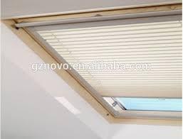 Window Blind Motor - novo automatic skylight blind electric skylight shade fts fss