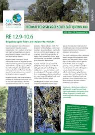 native plants south east queensland regional ecosystem 12 9 10 6 by healthy land and water issuu