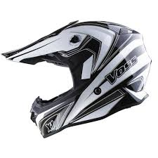 helmets for motocross 801 x1 pro motocross helmet white magneto voss motorcycle