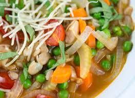 garden vegetable soup recipe soups dunneiv