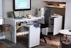 Malm Computer Desk Desks U0026 Computer Desks Malm Desk With Pull Out Panel Room Ideas