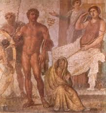 Tiresias The Blind Prophet The Wrath Of Heaven