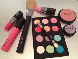 makeup cake toppers makeup cake topper set edible fondant icing makeup cakes