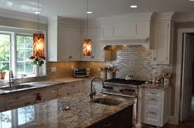 Decorative Kitchen Islands Amazing Kitchen Center Islands With Sinks And Decorative Pendant