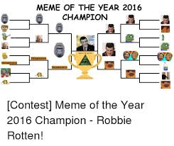 Meme Of The Year - triggered meme of the year 2016 chion meme of the year 2016