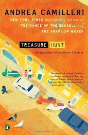 Armchair Treasure Hunts Treasure Hunt Commissario Montalbano 16 By Andrea Camilleri