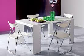 Compact Dining Table And Chairs Uk Space Saving Furniture Tables Chairs Sofas And Consoles