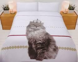 Princess Duvet Cover Cat Princess Quilt Cover Set Cat Bedding Kids Bedding Dreams