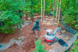 Garvan Gardens Christmas Lights Construction Begins On 3 Story Treehouse At Garvan Gardens