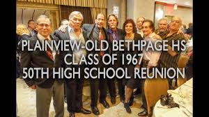 50th high school class reunion plainview bethpage high school class of 67 50th reunion