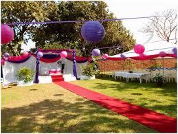backyards innovative backyard party decorations house design and
