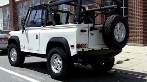 land rover defender 90 lifted 1997 land rover defender 90 107k miles all original youtube