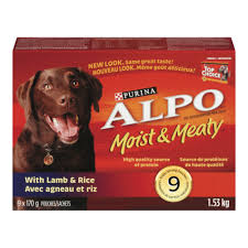 Dog Food Meme - moist and meaty lamb rice alpo dog food