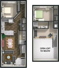 Garage Loft Floor Plans The Lofts On Indiana Avenue The Jana Caudill Team