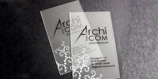 Clear Business Cards 80 Most Creative Transparent And Waterproof Business Cards Designs