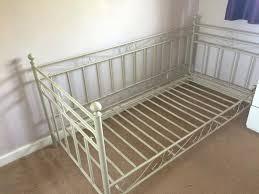 Single Metal Day Bed Frame Metal Daybed Frame Dinesfv