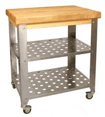 catskill craftsmen kitchen island stainless steel butcher block kitchen island catskill craftsmen