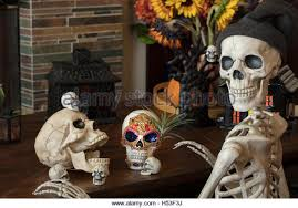 Skull Decor Candy Skull Stock Photos U0026 Candy Skull Stock Images Alamy