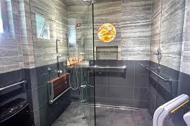 bathroom design fabulous modern bathroom with contempo tile
