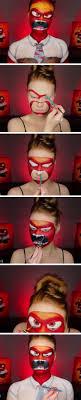 18 diy costumes make up tutorials