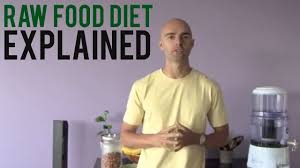 raw food diet explained youtube