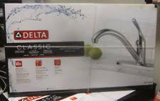 delta kitchen faucet ebay