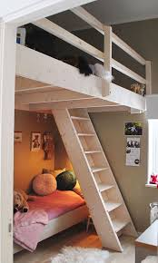 Small Bunk Beds 30 Cool Loft Beds For Small Rooms