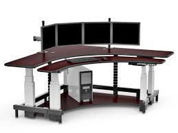 Big Computer Desk Great Large Computer Desk Big Computer Desk Liehtk Interiorvues