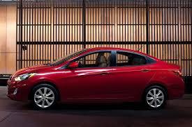 hyundai accent 4 door sedan used 2014 hyundai accent sedan pricing for sale edmunds