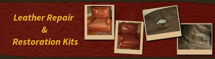 How To Dye Leather Sofa Diy Leather Repair Kits U0026 Leather Restoration Restoration Products