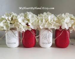 Mason Jar Wedding Decorations Baby Shower Decorations Mason Jar Centerpieces Rustic Home