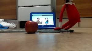Elf Laminate Flooring Elf On The Shelf Caught Dancing To Ppap Youtube