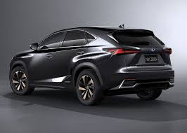 lexus nx suv video 2018 lexus nx early facelift for smallest lexus suv